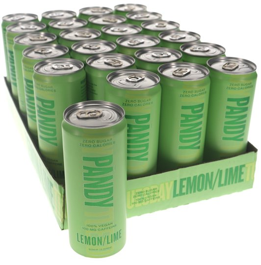 Funktionsdryck Lemon & Lime 24-pack - 57% rabatt