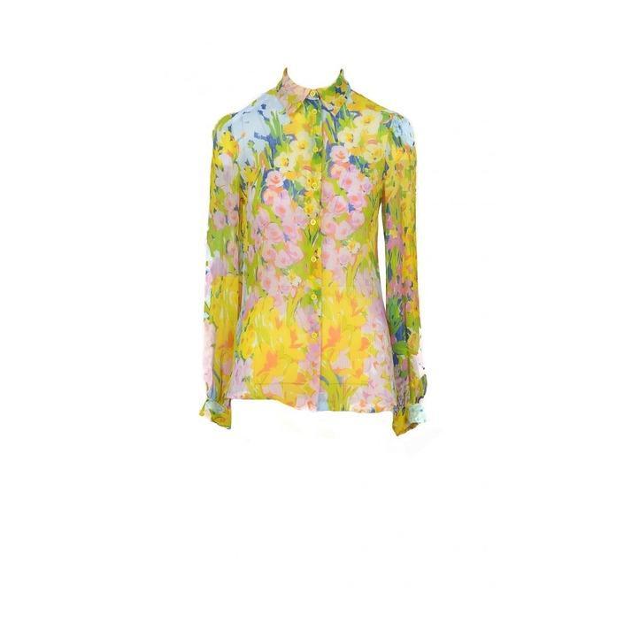 Boutique Moschino Women's Shirt 171725 - multicolor 38