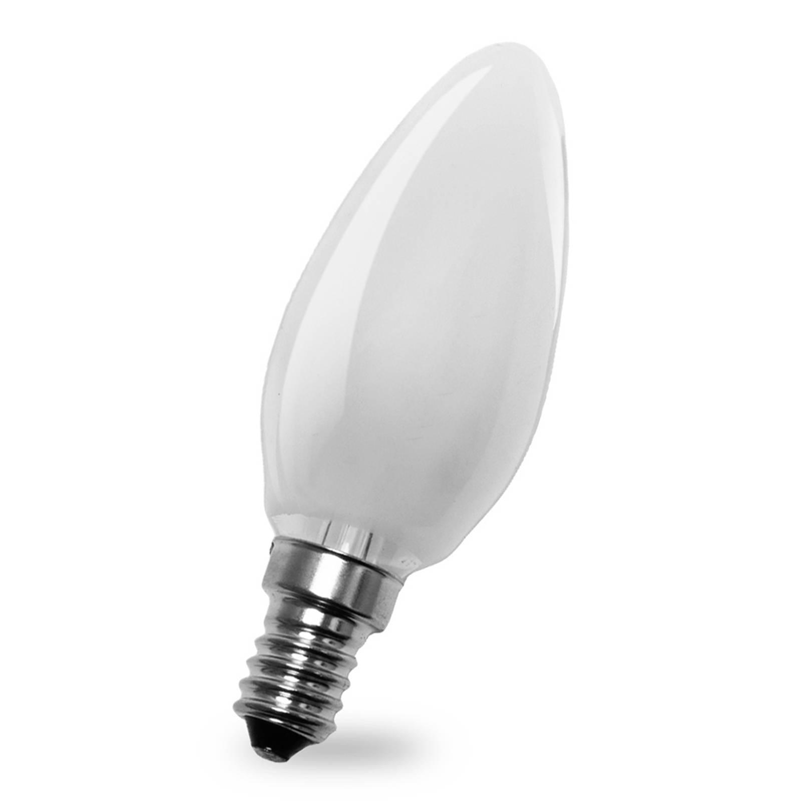 E14 4 W 827 sisämatta LED-kynttilälamppu