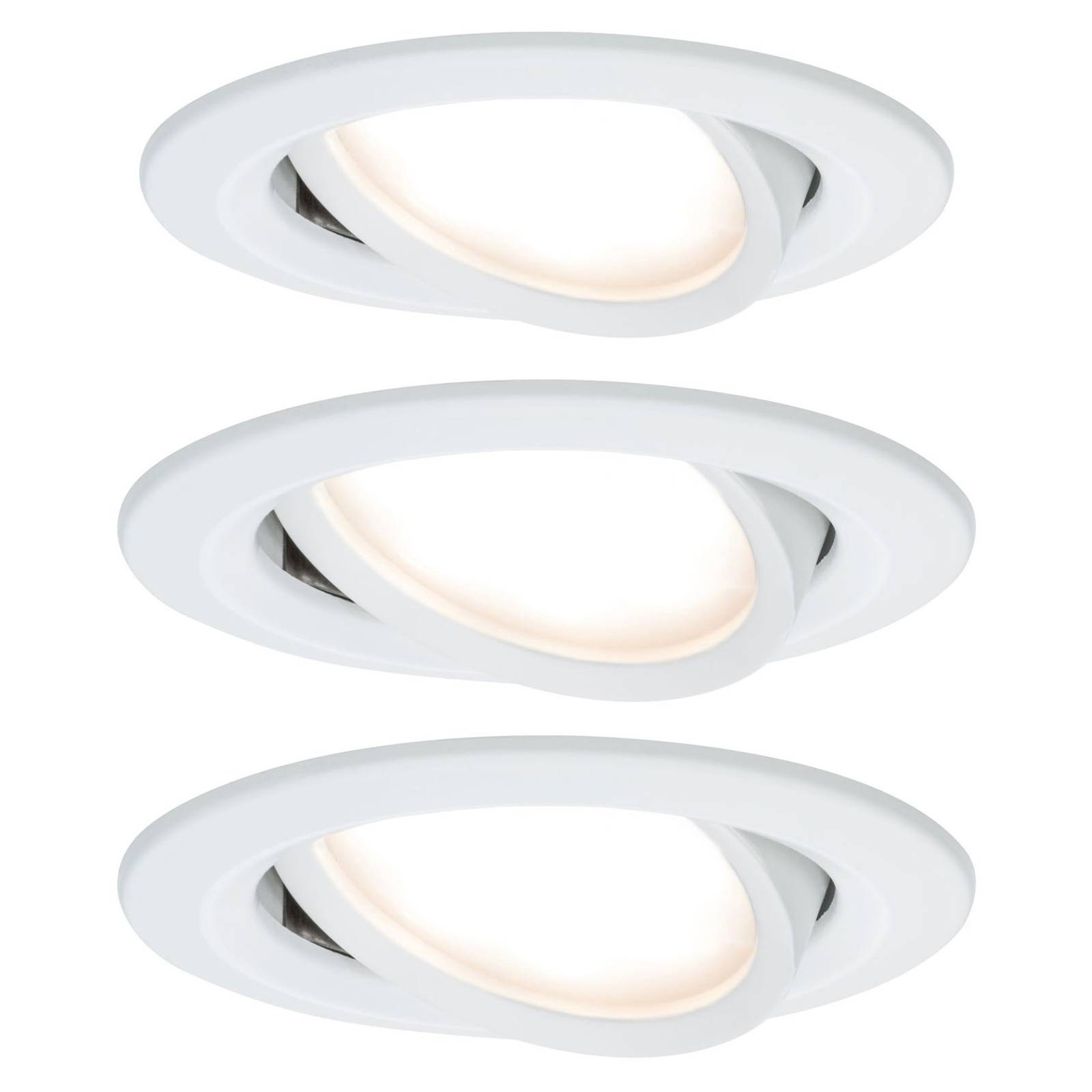 Paulmann Nova LED-kohdevalaisin, alumiini