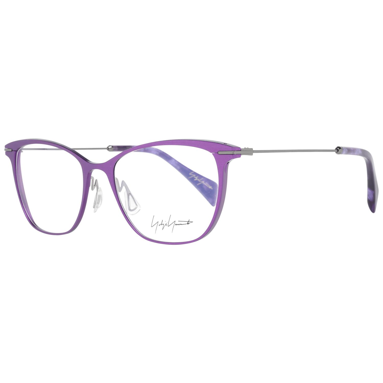 Yohji Yamamoto Women's Optical Frames Eyewear Purple YY3030 53770