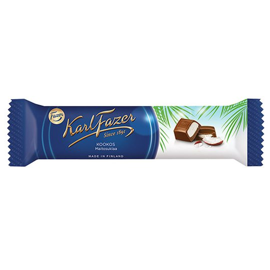 Suklaapatukka Kookos - 12% alennus
