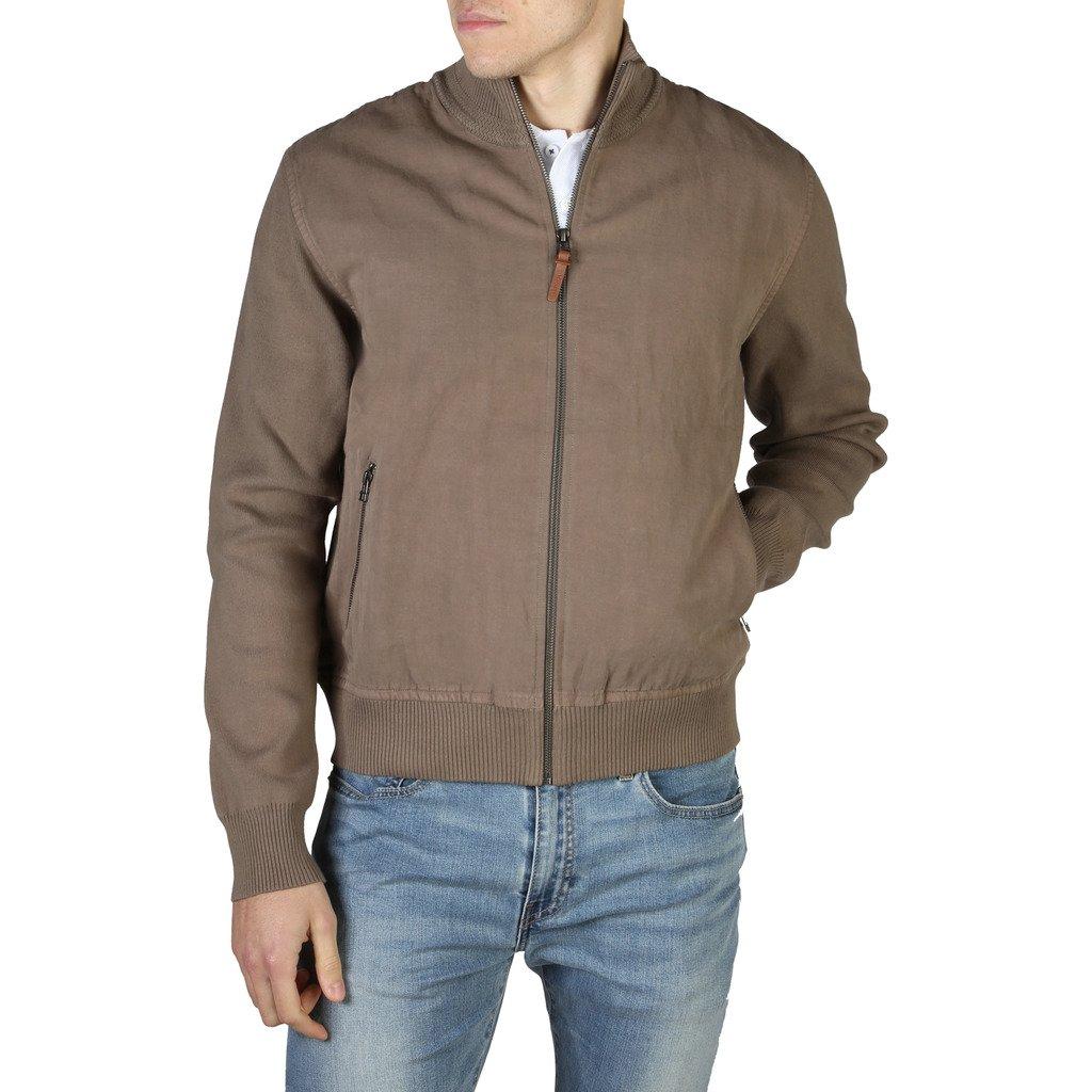 Hackett Men's Jacket Brown HM402046 - brown S