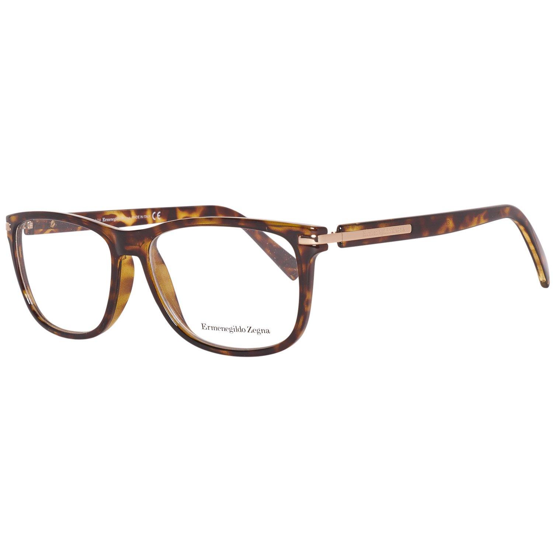 Ermenegildo Zegna Men's Optical Frames Eyewear Brown EZ5005 55052