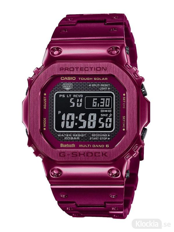 CASIO G-Shock Bluetooth Solar GMW-B5000RD-4ER Digital klocka