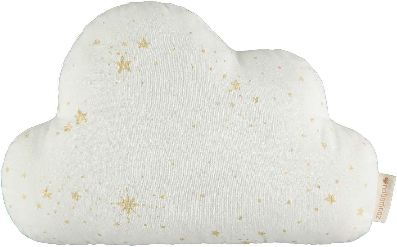 Nobodinoz Koristetyyny Pilvi, Kulta/Valkoinen