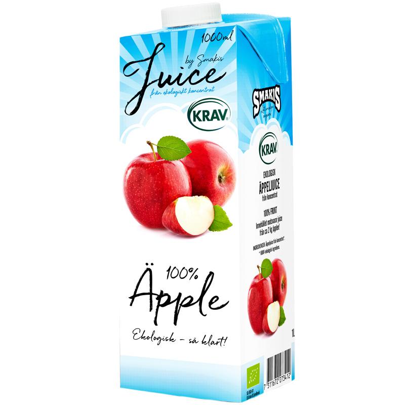 Eko Äpple Juice - 28% rabatt