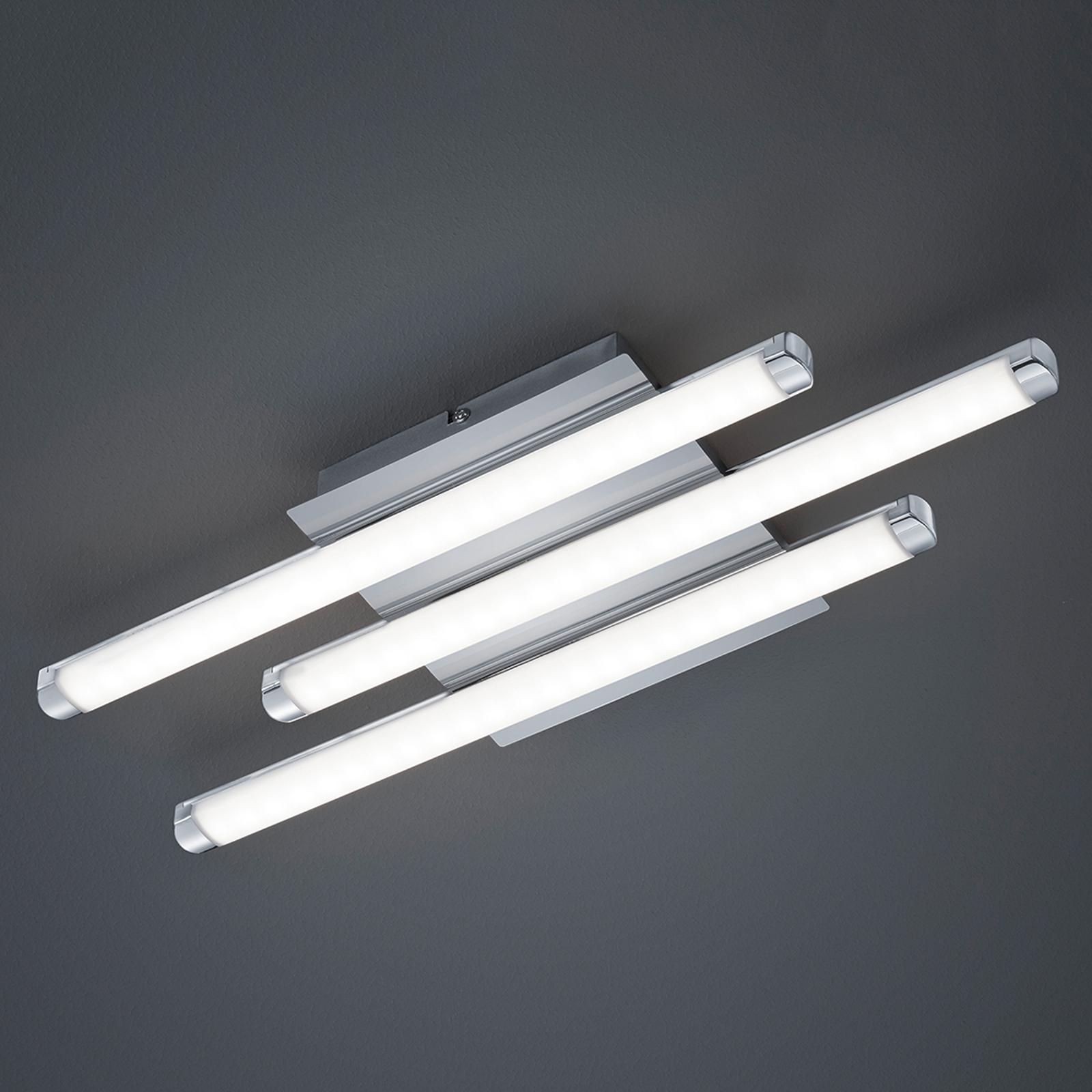 LED-kattovalaisin Street 3-lamppuinen