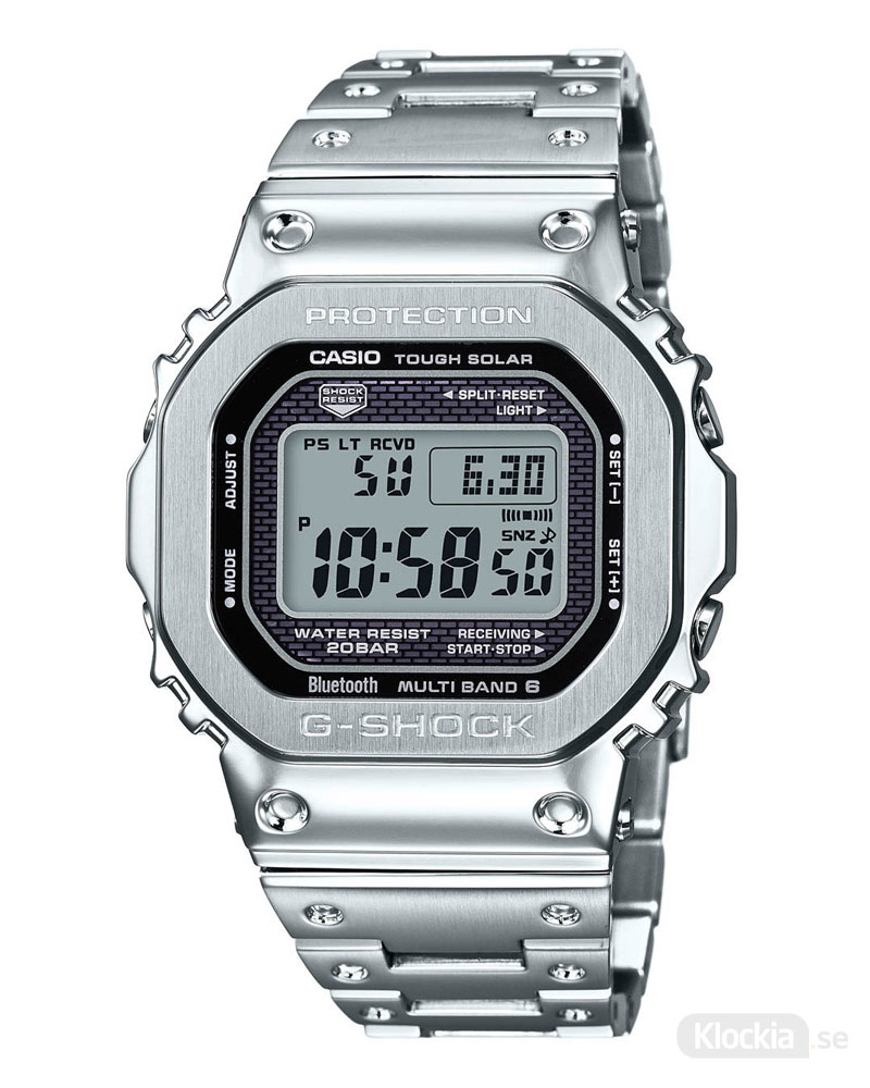 Casio G-Shock Solar GMW-B5000D-1ER