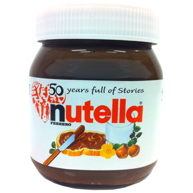 Nutella - 26% rabatt