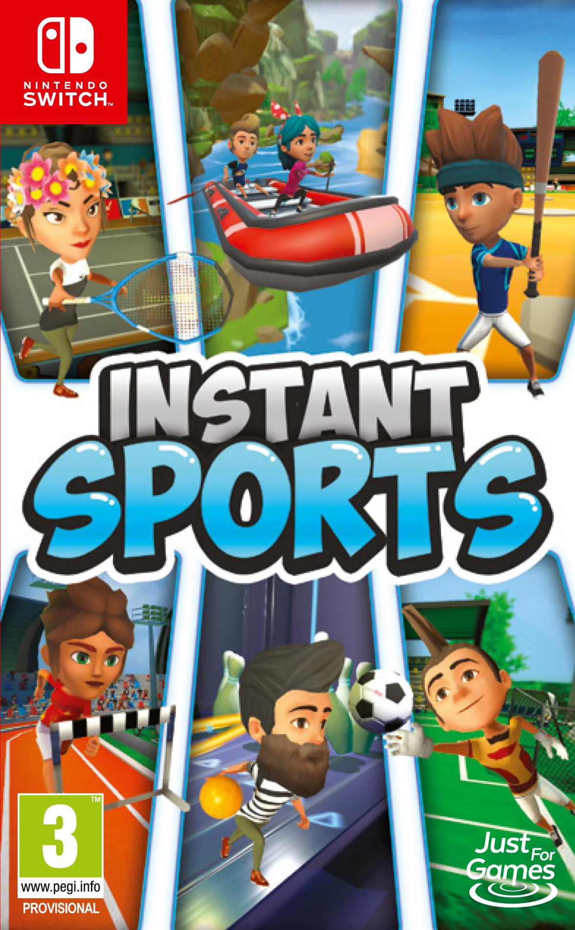 Instant Sports (Code in a Box)
