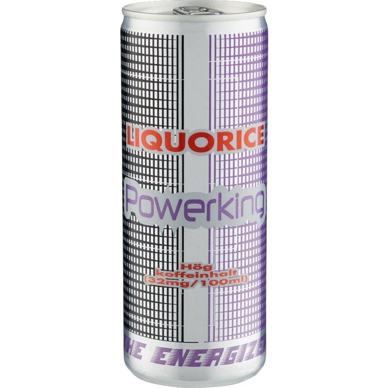 Energidryck Lakrits - 25% rabatt