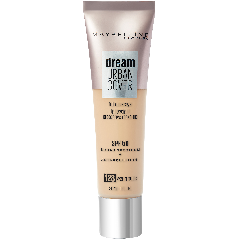 Maybelline - Dream Urban Cover Foundation - 128 Warm Nude