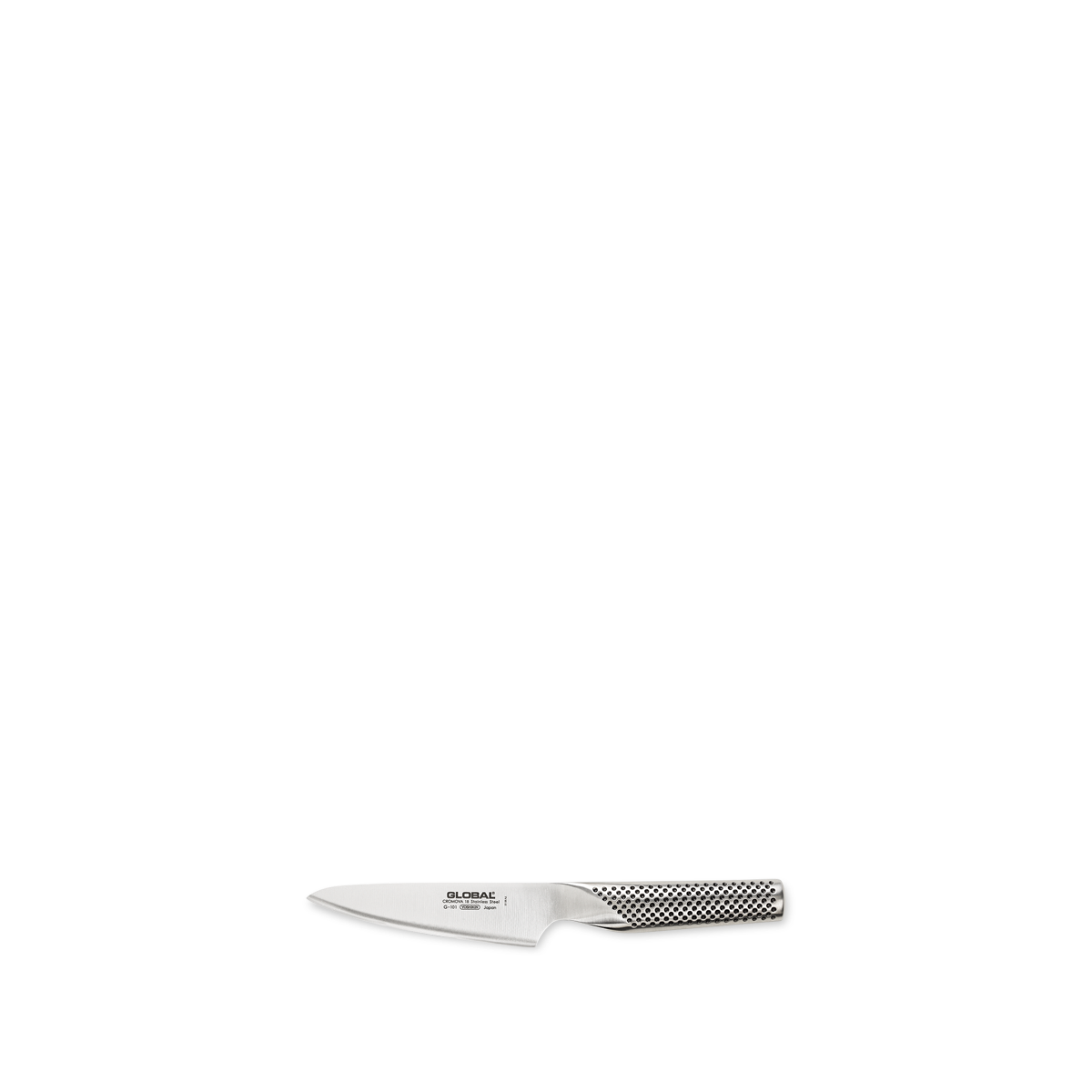 GLOBAL - G-101 Cook´s 13 cm - Steel (17181)