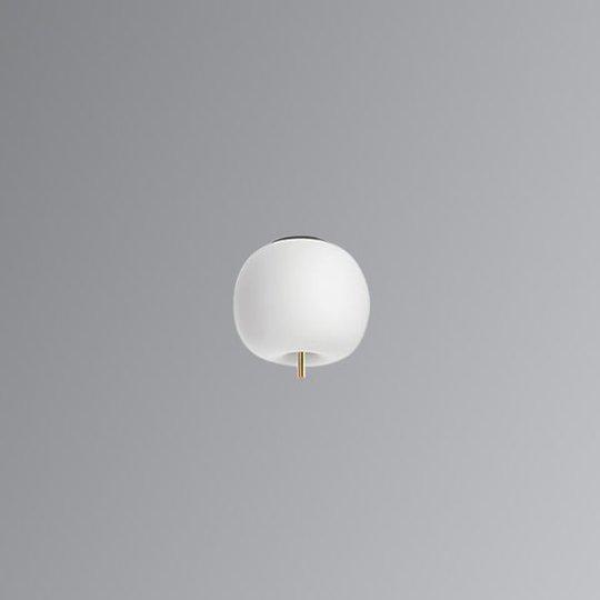 Kundalini Kushi - LED-kattovalo messinki 16 cm