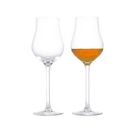 Premium Brennvinsglass, 2 stk, 23 cl