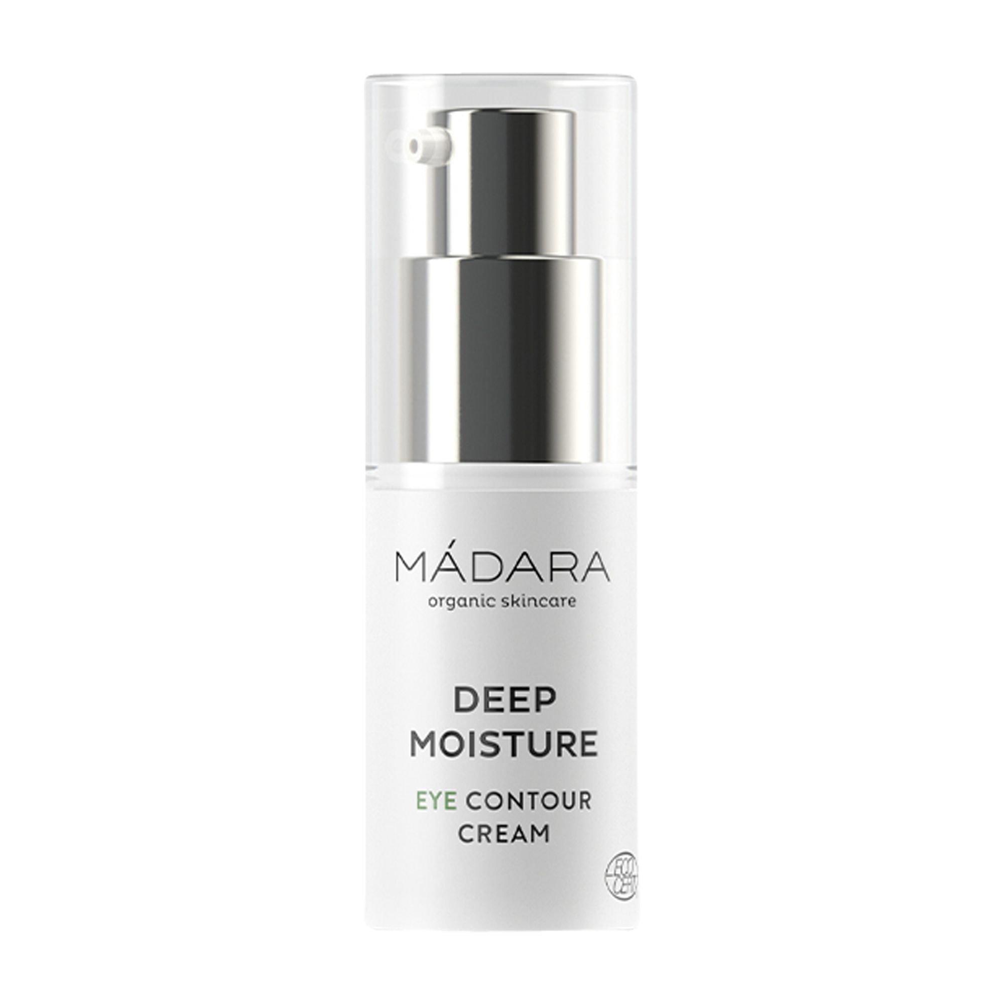 Mádara - Deep Moisture Eye Contour Cream 15 ml