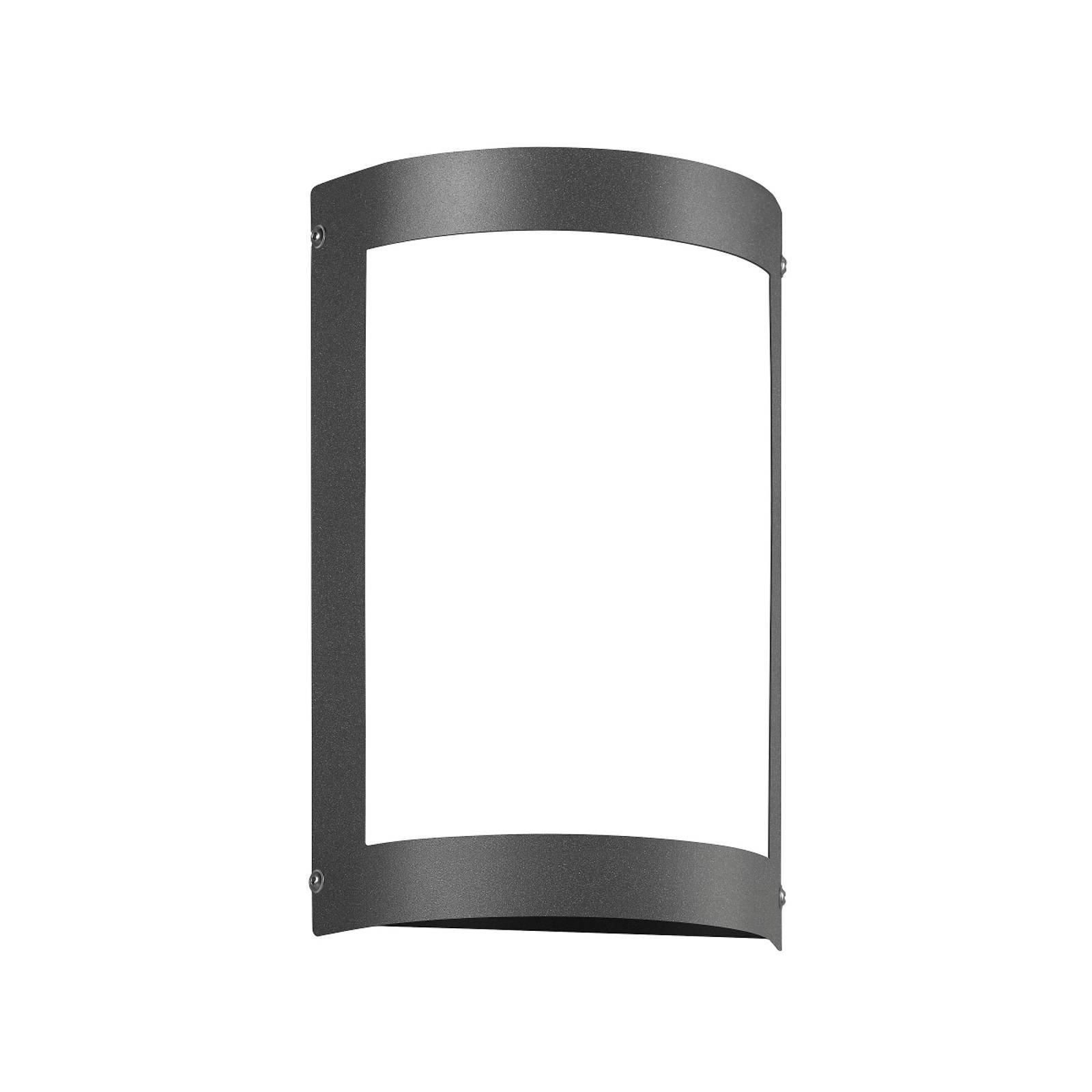 Sensor-LED-lampe Aqua Marco, antrasitt