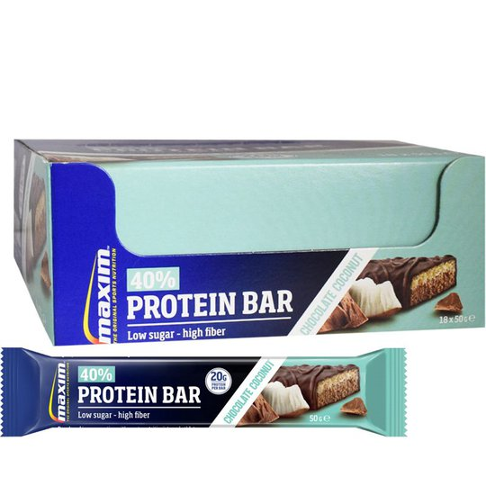 Hel Låda Proteinbars Chocolate & Coconut 18-pack - 45% rabatt