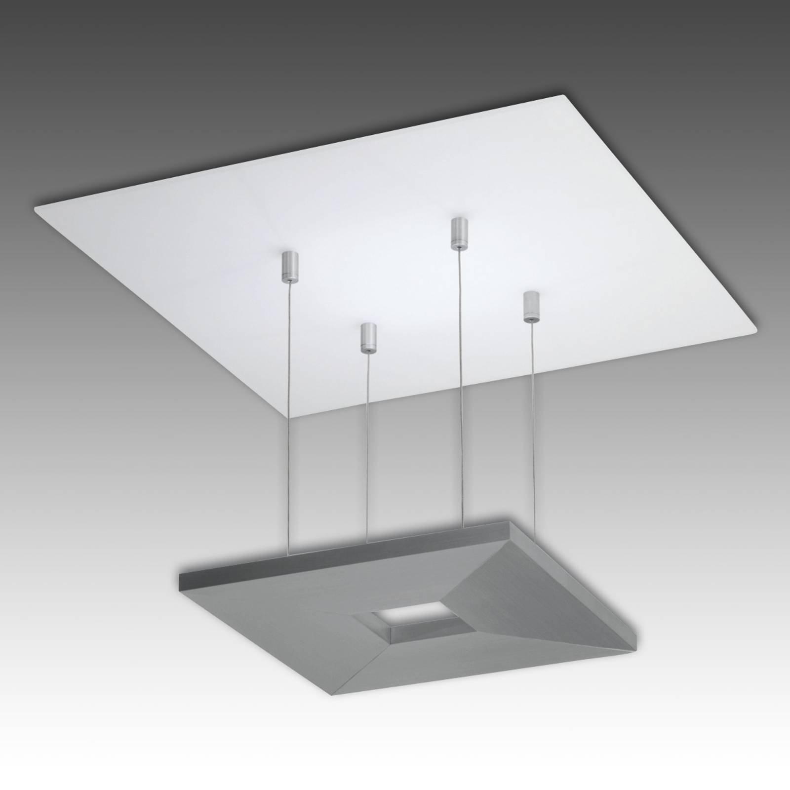 Escale Zen – LED-taklampe i aluminium