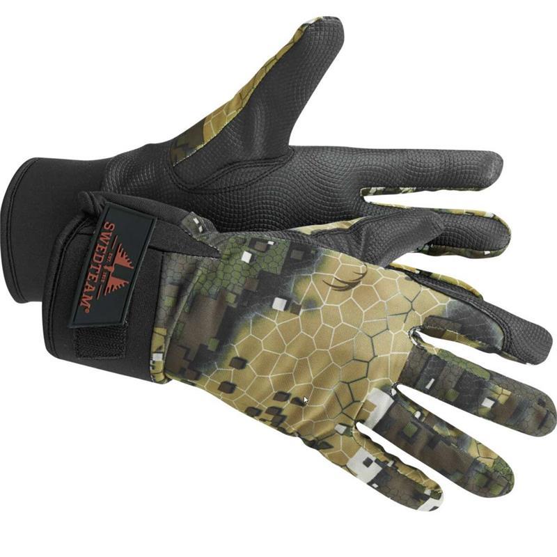 Swedteam Ridge Light M Gloves Veil 2XL Tynn og uforet hanske i Desolve veil