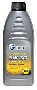 G-Force 5W-30 C2, Universal