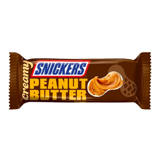 Snickers Creamy Peanut Butter - 39,7 gram