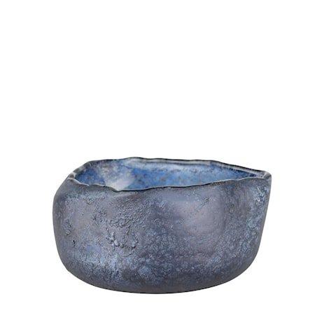 Telyslykt Mura 5 cm Blå