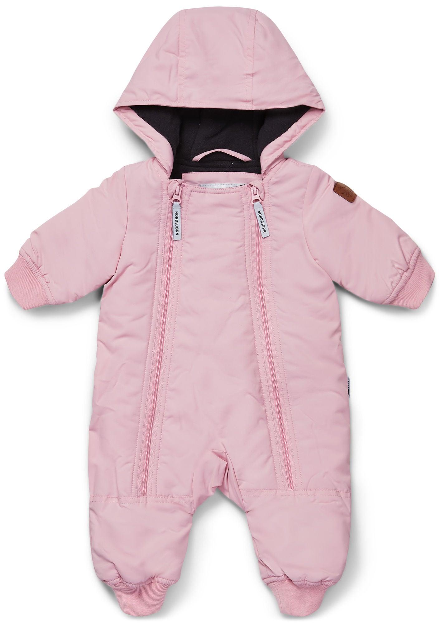 Nordbjörn Snowcub Babyoverall, Pink 74