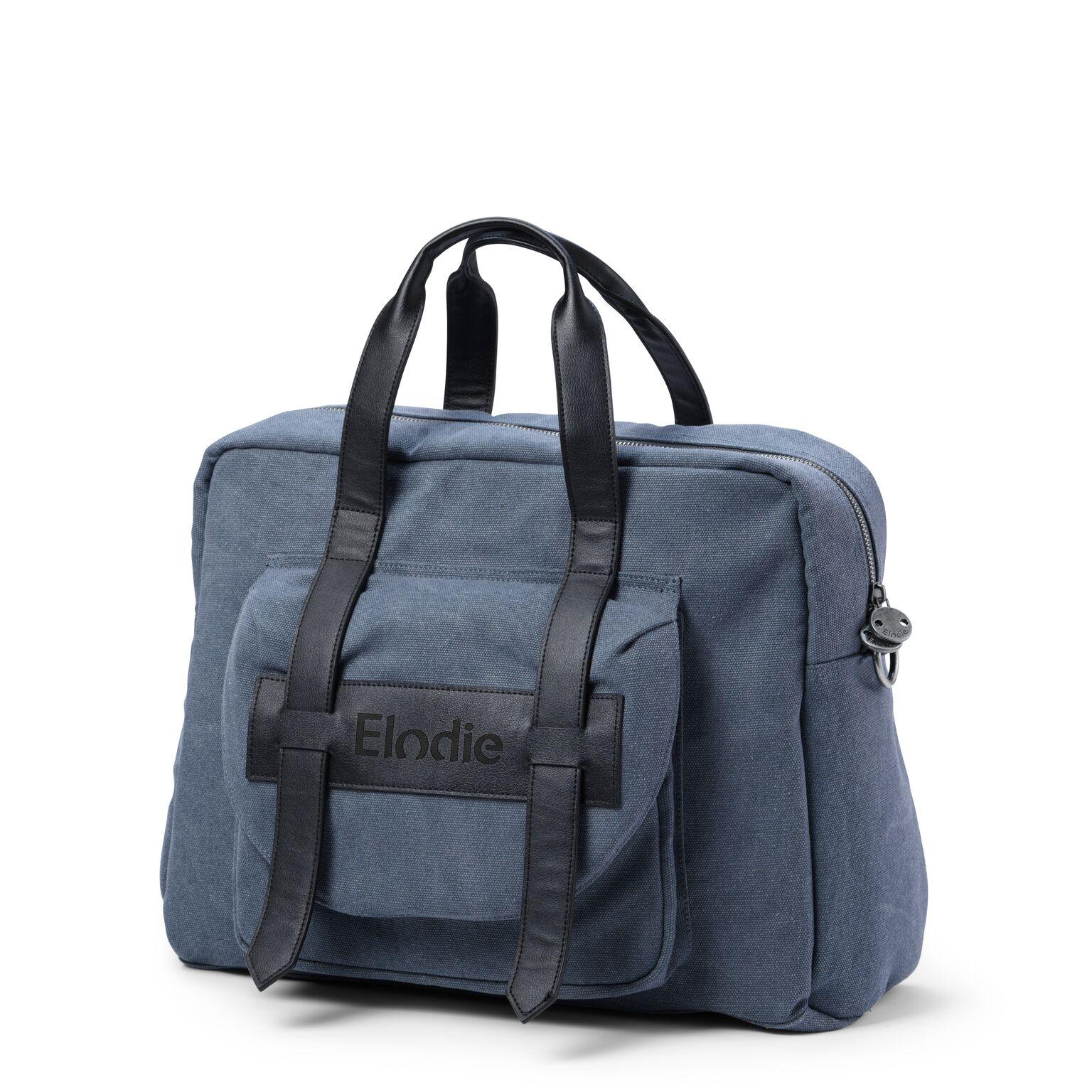 Elodie Details - Changing Bag Signature Edition - Juniper Blue