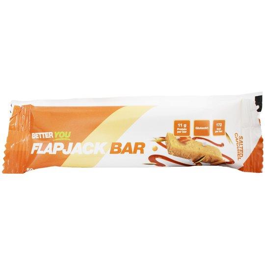 "Proteinbar ""Salted Caramel"" 50g - 55% rabatt"