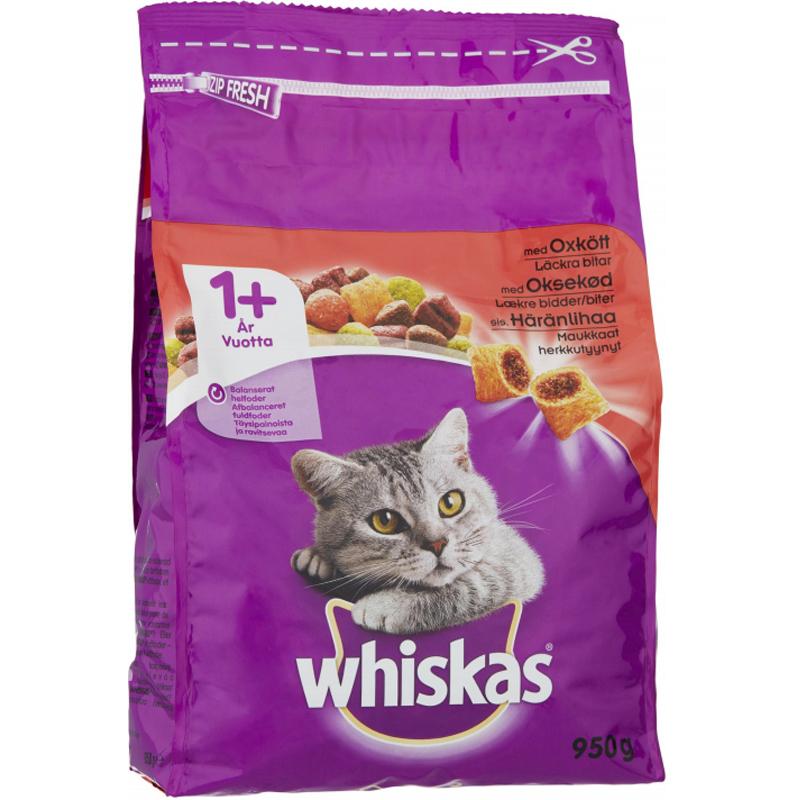 Kissanruoka Naudanliha - 20% alennus