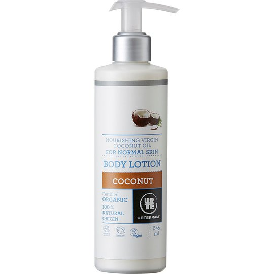 Coconut, 245 ml Urtekram Vartalovoiteet