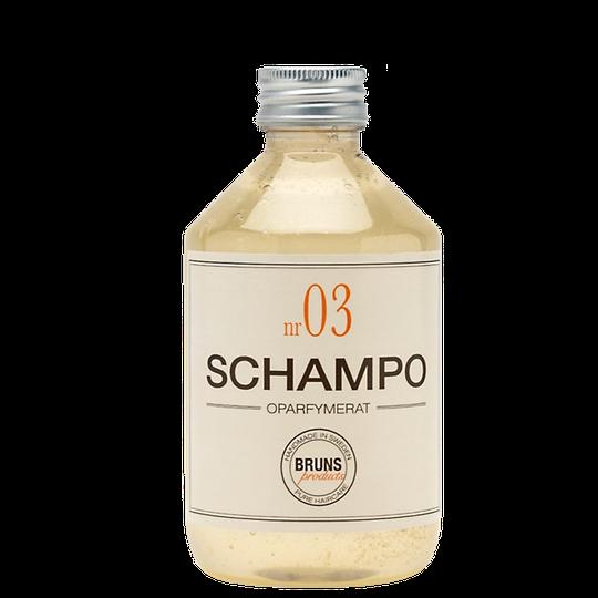 Bruns Schampo Oparfymerat nr 03, 330 ml