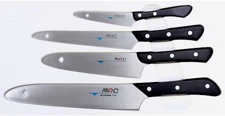 Gaveforpakning 4 kniver