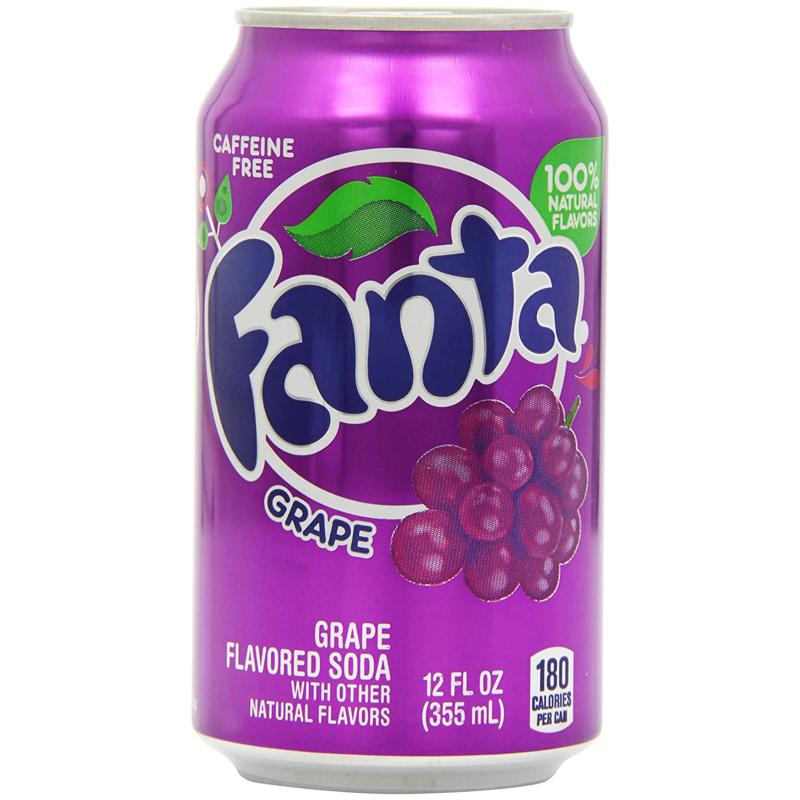 Fanta Grape - 30% rabatt