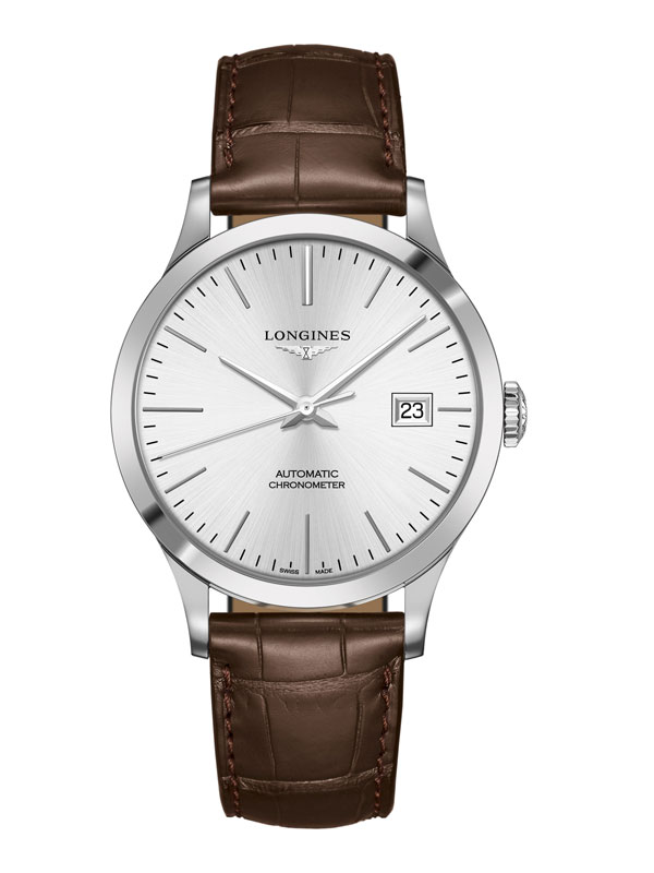 Longines Record Chronometer 40mm L2.821.4.72.2