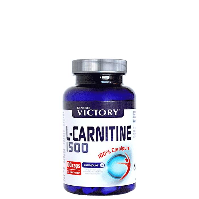 L-Carnitine 1500, 100 caps
