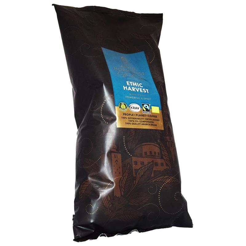 """Kaffe """"Ethic Harvest"""" - 72% rabatt"""