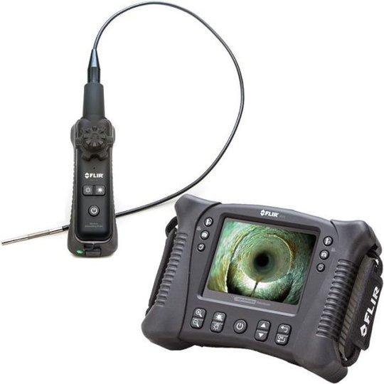 Flir VS70 Videoskooppi sis. langattoman kamerasondin VSA2-1-W