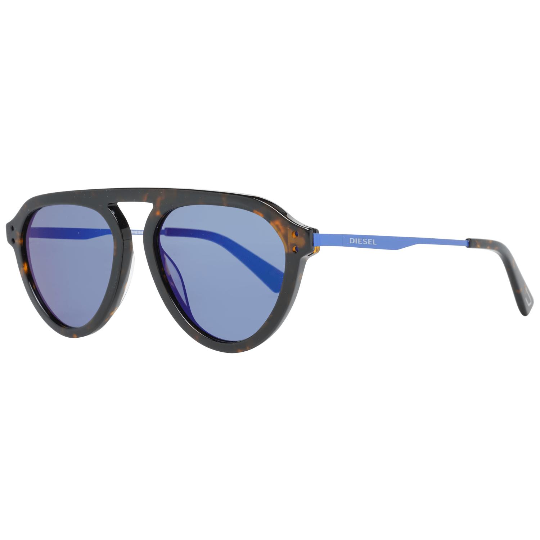 Diesel Men's Sunglasses Brown DL0277 5352X