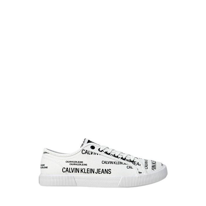Calvin Klein Jeans Men's Trainer Various Colours 209087 - white 40