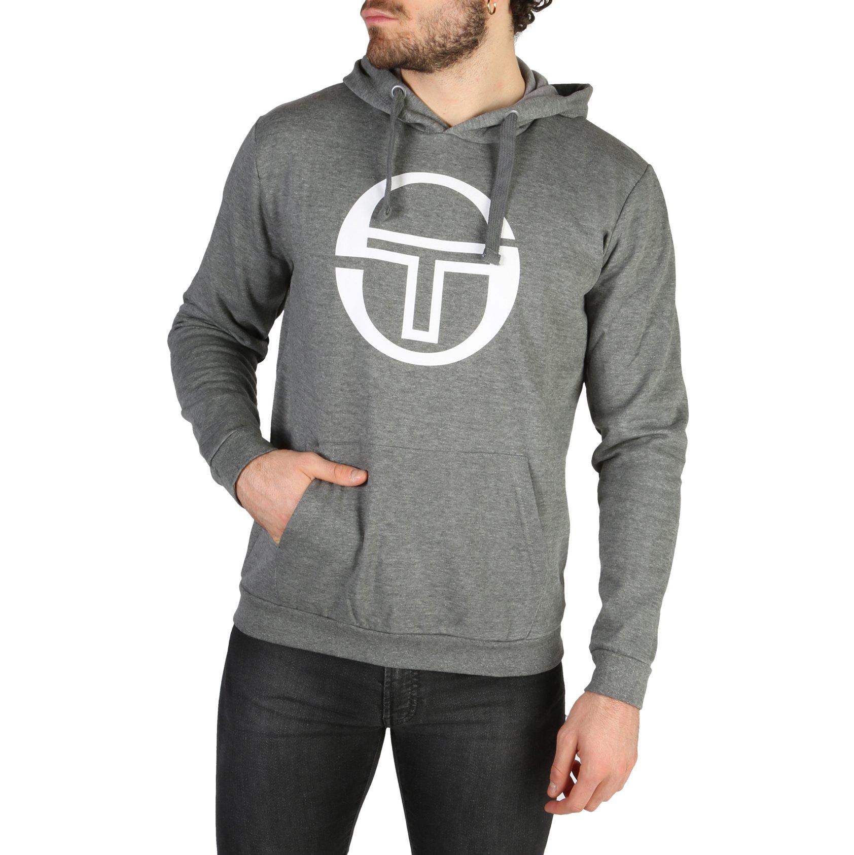 Sergio Tacchini Men's Sweatshirt Various Colours 103-10003 - grey S