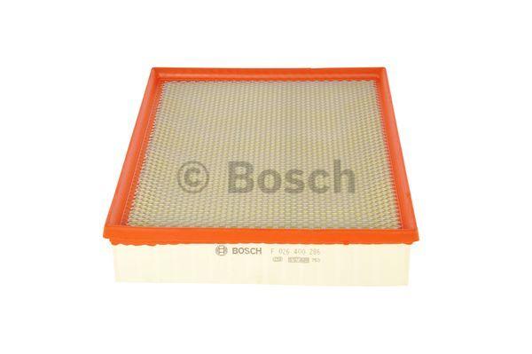 Ilmansuodatin BOSCH F 026 400 286