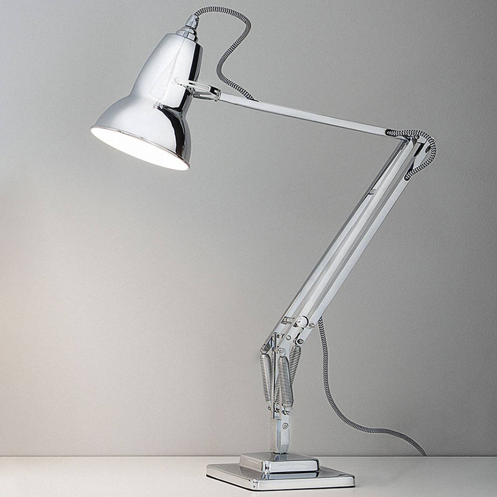 Anglepoise Original 1227 bordlampe krom