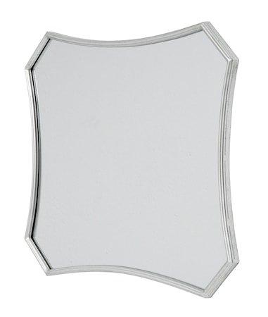 Spirit speil med jernramme 60x57 cm - Sølv