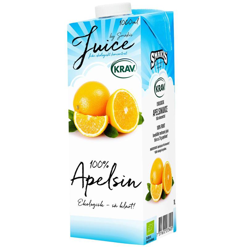 Eko Apelsinjuice - 28% rabatt