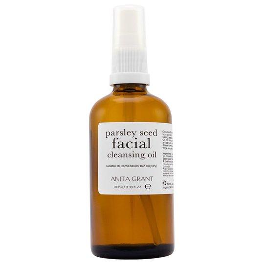 Anita Grant Parsley Seed Facial Cleansing Oil, 100 ml