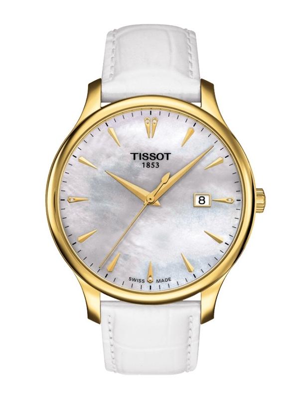 Tissot Tradition Lady T063.610.36.116.00