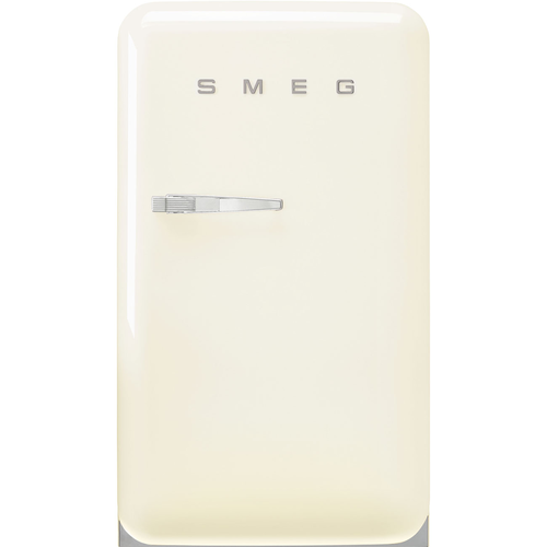 Smeg Fab10rcr5 Kjøleskap Med Fryseboks - Krem